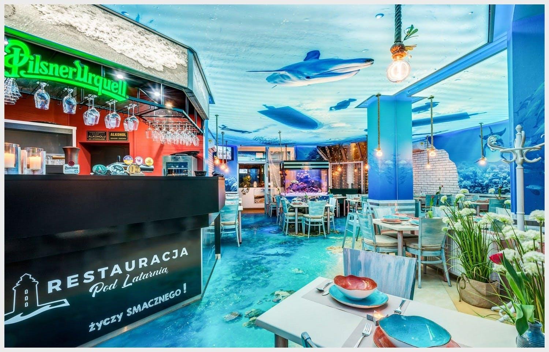 Restauracja Pod Latarnią
